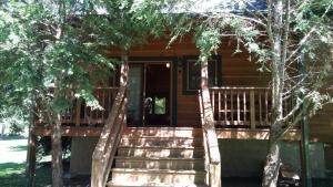 Baird's Creek Cabin, Дома для отпуска  Poplar Grove - big - 18