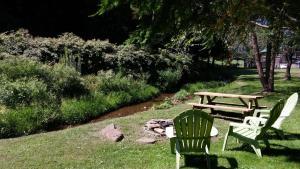 Baird's Creek Cabin, Дома для отпуска  Poplar Grove - big - 25