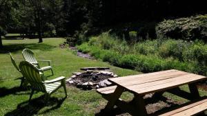 Baird's Creek Cabin, Dovolenkové domy  Poplar Grove - big - 29