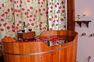 Шале с ванной офуро (для 2 взрослых)
