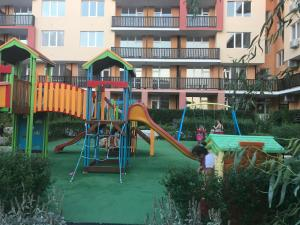 Apartcomplex Chateau Aheloy, Apartmánové hotely  Aheloy - big - 105