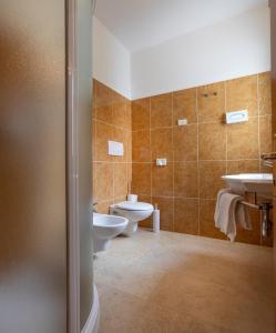 Hotel Garnì Orchidea, Отели  Мальчезине - big - 41