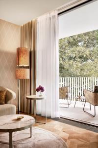 Premier-dobbeltværelse med balkon