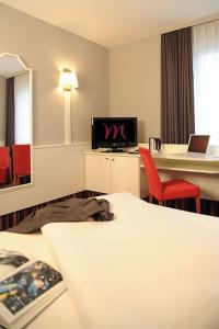 Mercure Hotel Bad Homburg Friedrichsdorf, Szállodák  Friedrichsdorf - big - 11