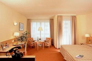 Mercure Hotel Bad Homburg Friedrichsdorf, Szállodák  Friedrichsdorf - big - 10