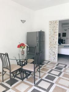 Casa Mosaico, Apartments  Chetumal - big - 31