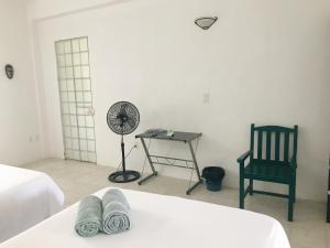 Casa Mosaico, Apartments  Chetumal - big - 37