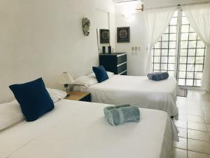 Casa Mosaico, Apartments  Chetumal - big - 39