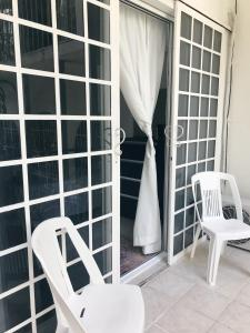 Casa Mosaico, Apartments  Chetumal - big - 40