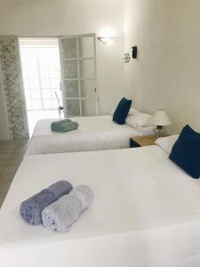 Casa Mosaico, Apartments  Chetumal - big - 43