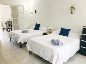 Casa Mosaico, Apartments  Chetumal - big - 1