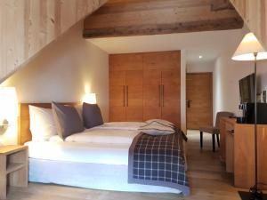 Auberge de L'UNION, Hotel  Arzier - big - 17