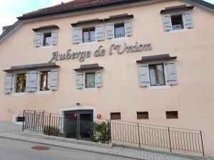 Auberge de L'UNION, Hotel  Arzier - big - 23