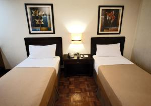 Fersal Hotel Malakas, Quezon City, Hotels  Manila - big - 4