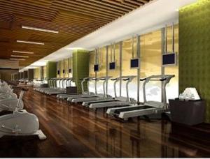 Shanghai Hongqiao Airport Hotel - Air China, Hotels  Shanghai - big - 48