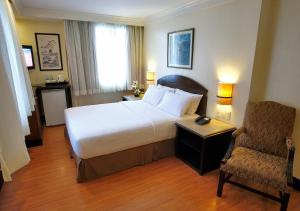 Fersal Hotel Malakas, Quezon City, Hotels  Manila - big - 17