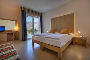 Hotel Garnì Orchidea, Отели  Мальчезине - big - 6