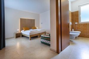 Hotel Garnì Orchidea, Отели  Мальчезине - big - 63