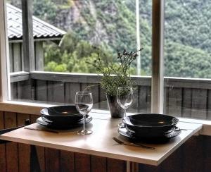 Solbakken Cabins, Chalets  Geiranger - big - 8