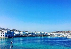 Mykonos town 4 pax, Апартаменты  Миконос - big - 2