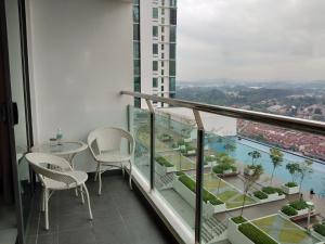 EVO Soho Studio Apartment Bangi (PoolView), Apartments  Kampong Sungai Ramal Dalam - big - 28