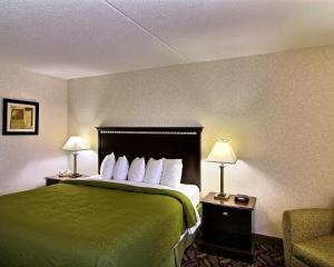 Quality Inn & Suites Mansfield, Hotels  Mansfield - big - 11