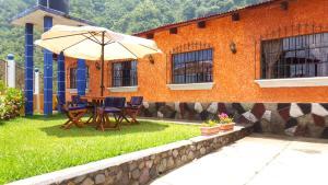 Villas de Atitlan, Комплексы для отдыха с коттеджами/бунгало  Серро-де-Оро - big - 64