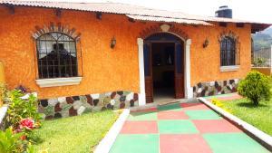 Villas de Atitlan, Комплексы для отдыха с коттеджами/бунгало  Серро-де-Оро - big - 79