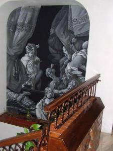 Hanul din Ardeal, Мини-гостиницы  Брашов - big - 18
