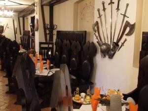 Hanul din Ardeal, Мини-гостиницы  Брашов - big - 62