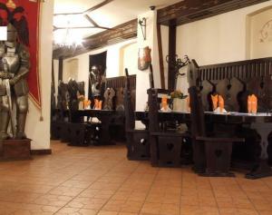 Hanul din Ardeal, Мини-гостиницы  Брашов - big - 60