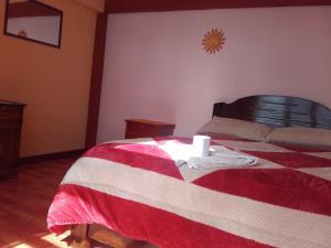 Hostal Mirador del Inca, Гостевые дома  Комунидад-Юмани - big - 26