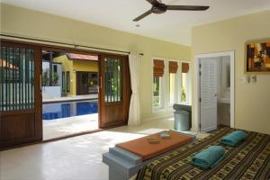 Palm View Villa, Vily  Lamai - big - 25