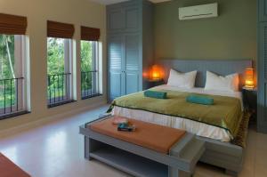 Palm View Villa, Vily  Lamai - big - 22