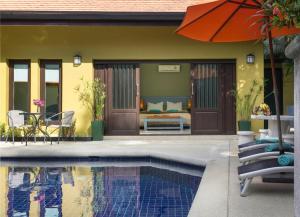 Palm View Villa, Vily  Lamai - big - 21