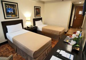 Fersal Hotel Malakas, Quezon City, Hotels  Manila - big - 16