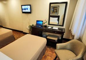 Fersal Hotel Malakas, Quezon City, Hotels  Manila - big - 13