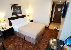 Fersal Hotel Malakas, Quezon City, Hotels  Manila - big - 22