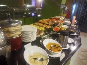 Lotus 8 Hotel, Hotels  Cochin - big - 21