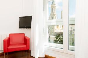Apartamentos Sabinas El Pilar, Apartmány  Zaragoza - big - 27