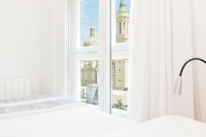 Apartamentos Sabinas El Pilar, Apartmány  Zaragoza - big - 14