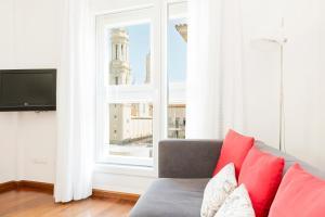 Apartamentos Sabinas El Pilar, Apartmány  Zaragoza - big - 6
