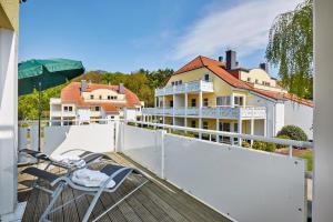 H+ Hotel Ferienpark Usedom, Apartmanok  Ostseebad Koserow - big - 10