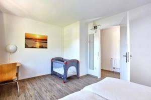 H+ Hotel Ferienpark Usedom, Apartmanok  Ostseebad Koserow - big - 17