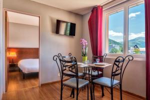 Zenitude Hôtel - Résidences Les Jardins de Lourdes, Apartmánové hotely  Lurdy - big - 17