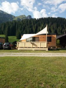 Alpin Park, Bed & Breakfast  Sappada - big - 31