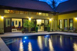 Palm View Villa, Vily  Lamai - big - 20