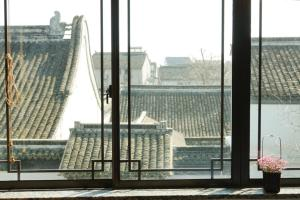 Pure-Land Villa, Privatzimmer  Suzhou - big - 9