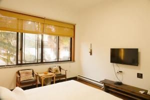 Pure-Land Villa, Privatzimmer  Suzhou - big - 6
