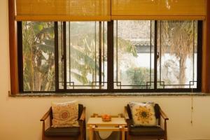 Pure-Land Villa, Privatzimmer  Suzhou - big - 5